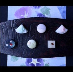 七夕、和菓子